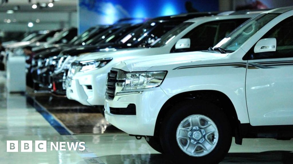 Car sales in China fall 92% as coronavirus hits