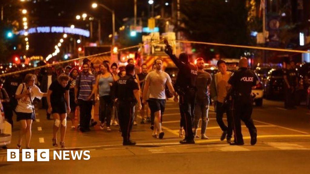 Multiple people shot in Toronto - media