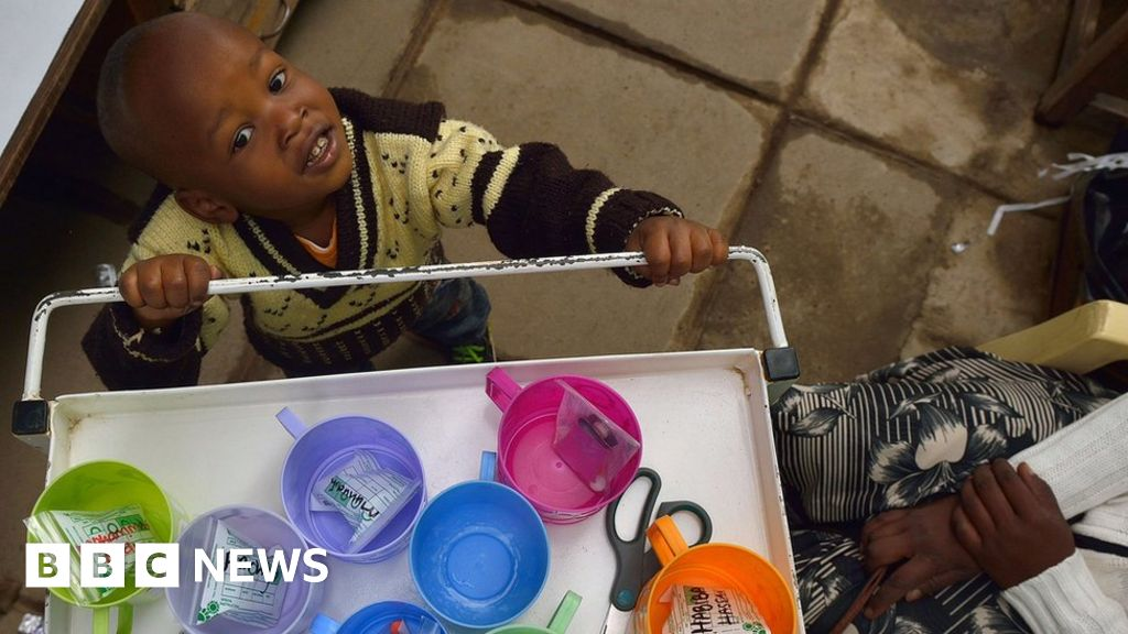 TB drug designed for children launched in Kenya - BBC News