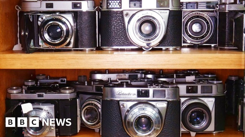 The man who owned 3,000 cameras