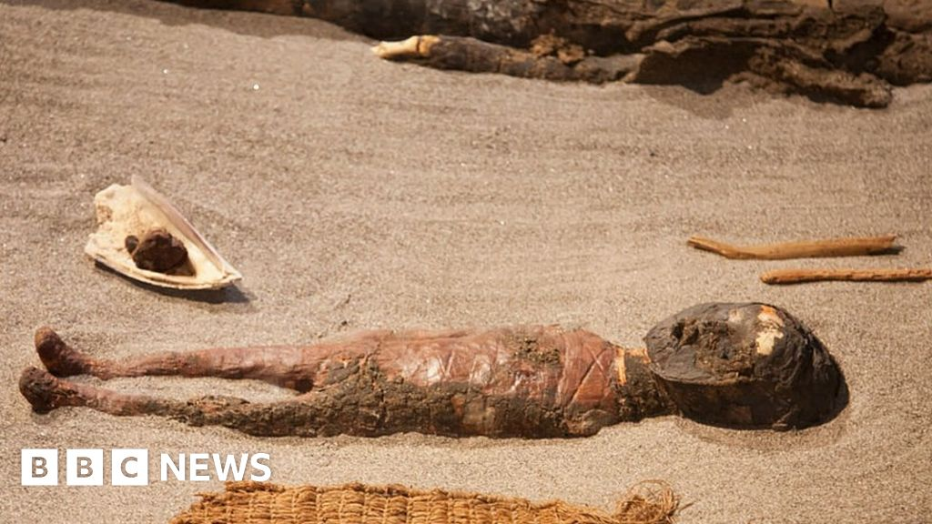 Living with the world s oldest mummies