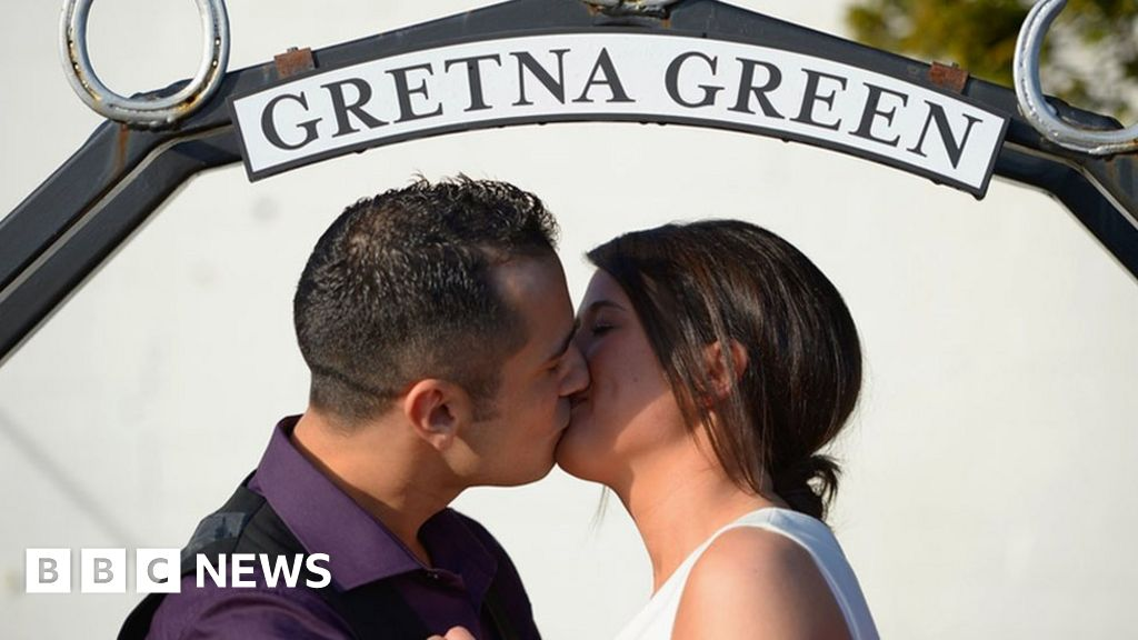 Gretna Green The wedding capital of, where no one can get married