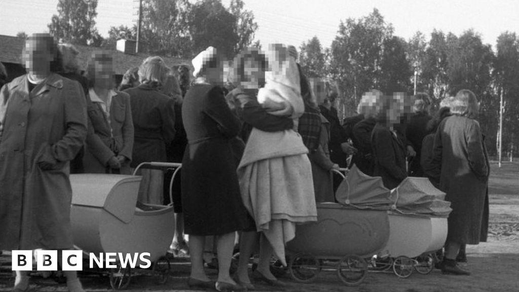 Norway apologises to WW2 'German girls'