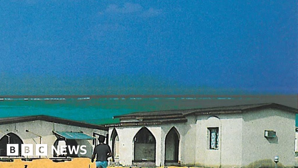 Red Sea Diving Resort: The holiday village run by spies
