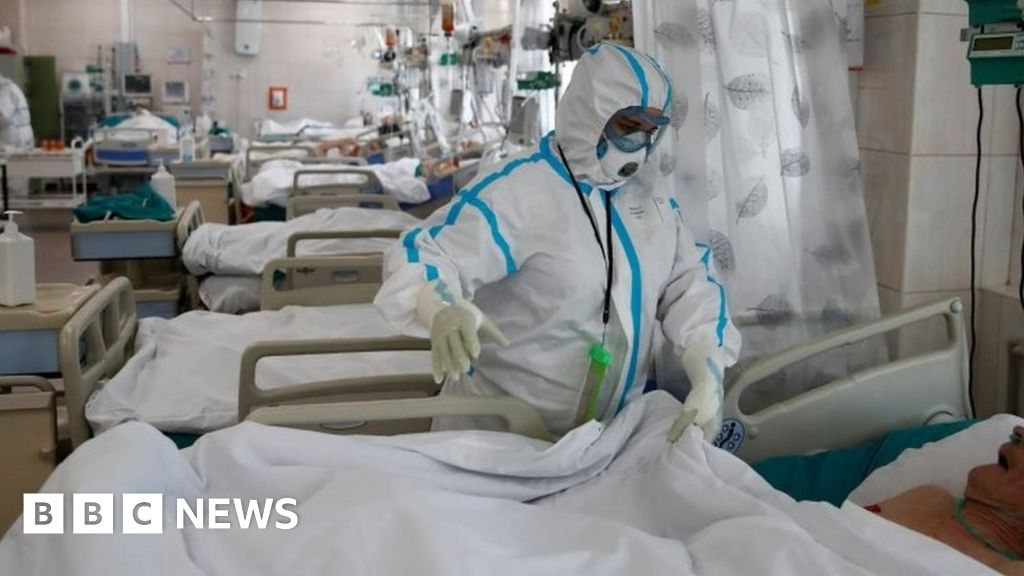 Russian Federation records 30% rise in daily COVID-19 deaths