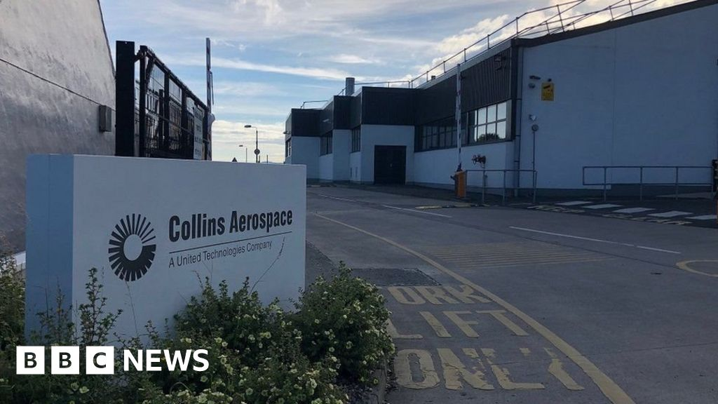 Covid-19: Collins Aerospace in Kilkeel cuts 62 jobs