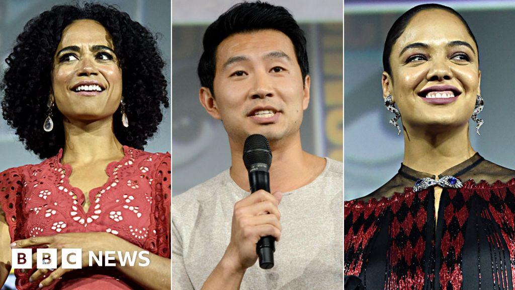 Marvel steps into a new era of Hollywood diversity