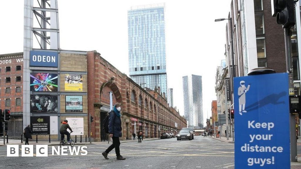 Covid alert level: Greater Manchester 'fighting back' against Tier 3