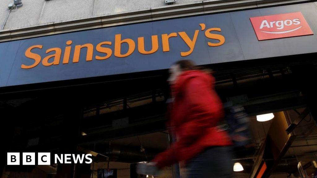 Coronavirus: Sainsbury's uses 'loophole' to keep Argos open
