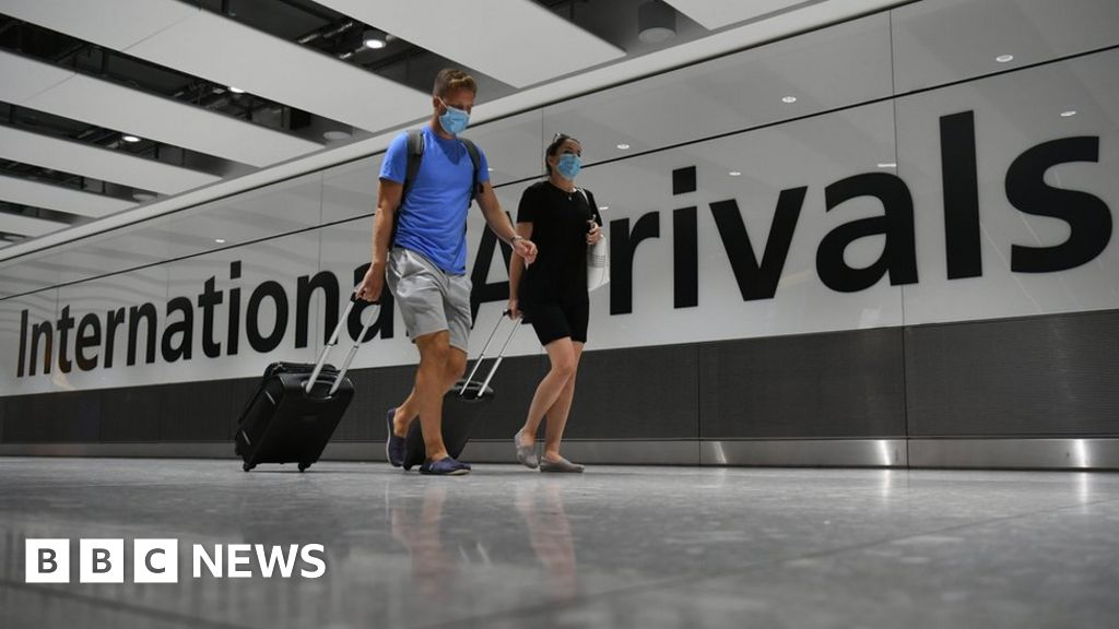 Covid-19: Brazil travel ban to be discussed over new variant
