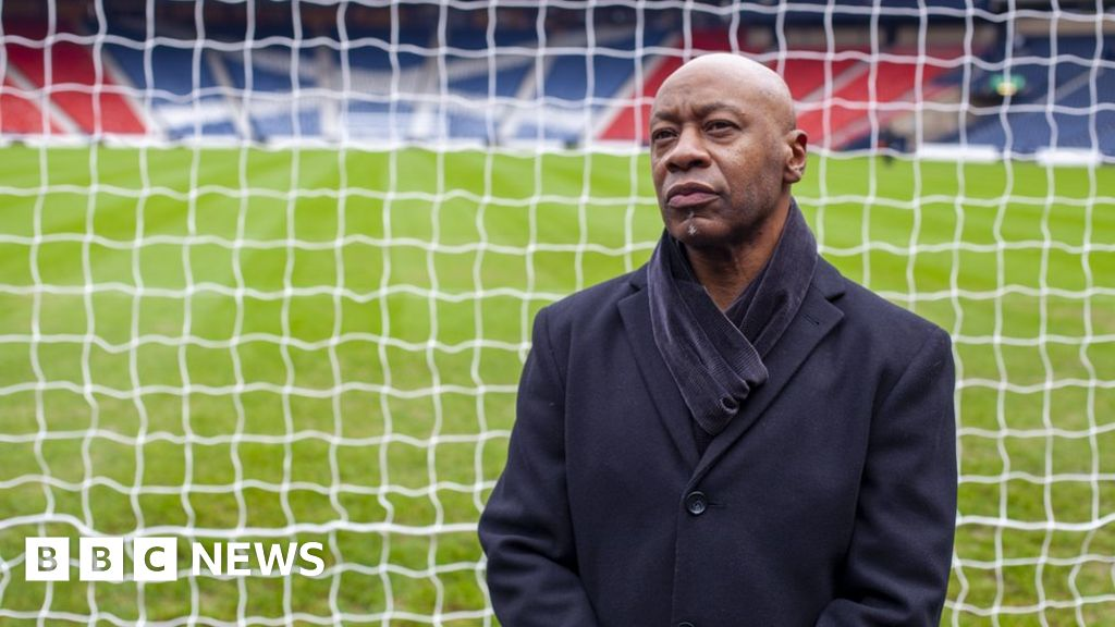 Mark Walters: No-one spoke about the racist abuse