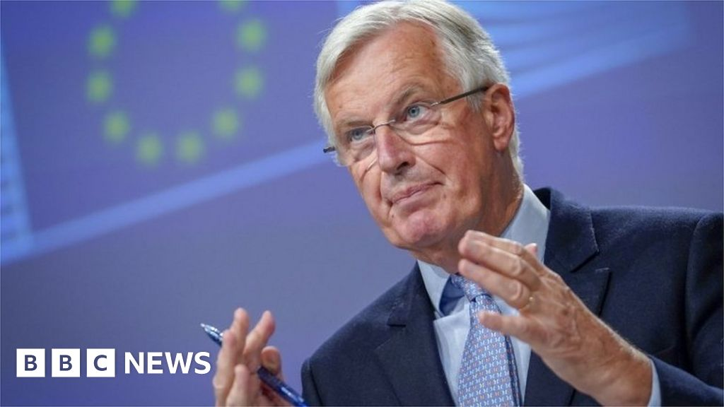 What are the sticking points in Brexit trade talks?
