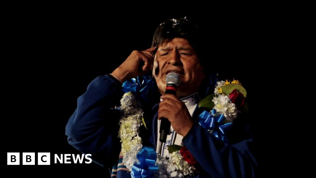 Bolivia election: An uncertain future for Evo Morales