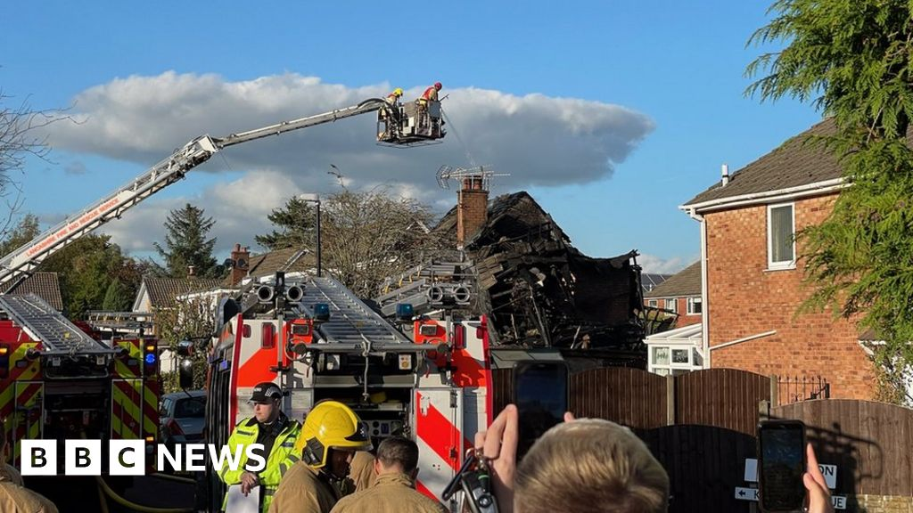 Man dies in Clayton-le-Woods house collapse blast