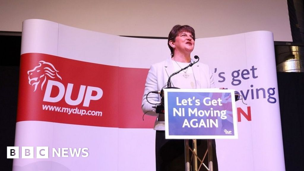 General election 2019: DUP launches manifesto