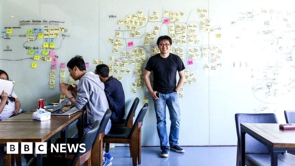 How China is building a world-beating phone network