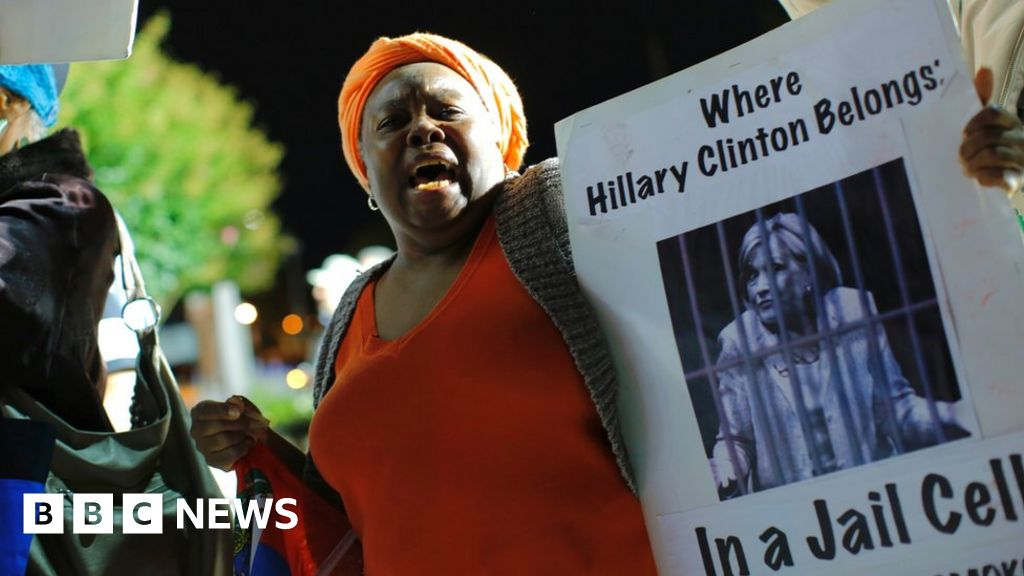 US election 2016: What really happened with the Clintons in Haiti?