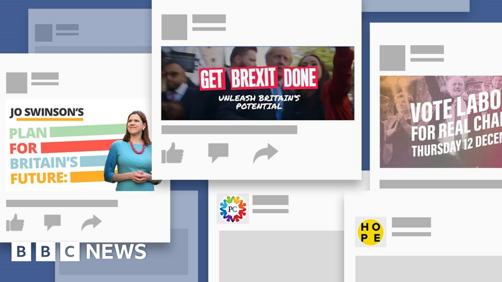 Election 2019: What big tech isn't telling us about ads