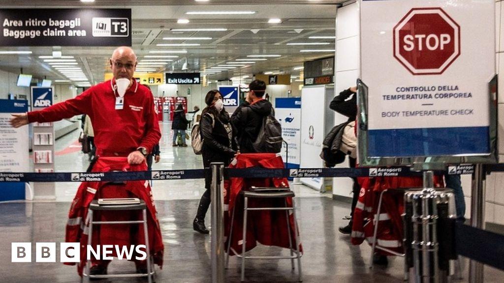 Coronavirus: Italy to 'quarantine 10 million people' in Lombardy