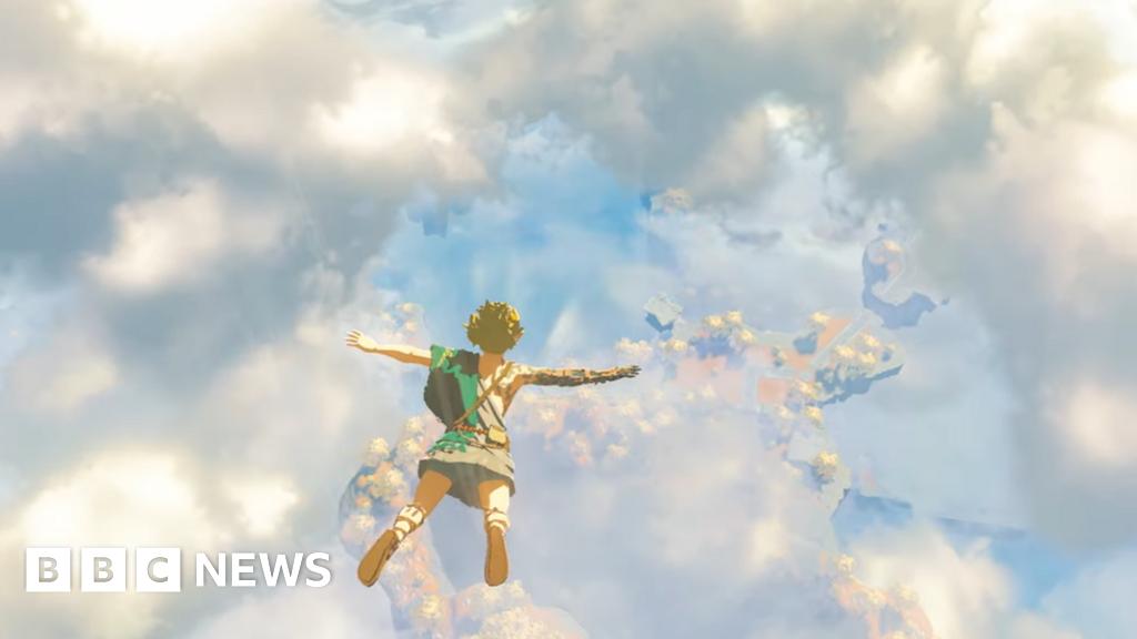 E3 2021: Nintendo shows off more Zelda Breath of the Wild 2
