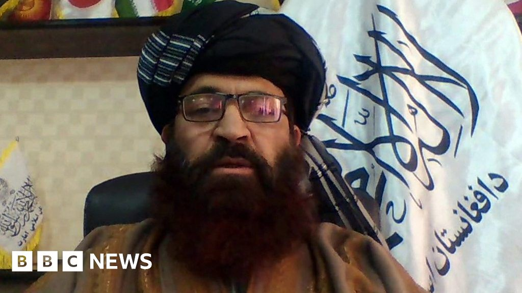 All Afghans have the right to a passport - Taliban