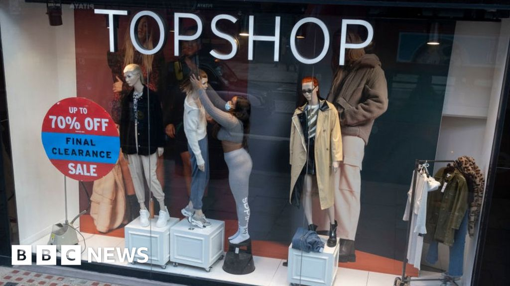 , Topshop owner in talks to secure £30m lifeline, Saubio Making Wealth
