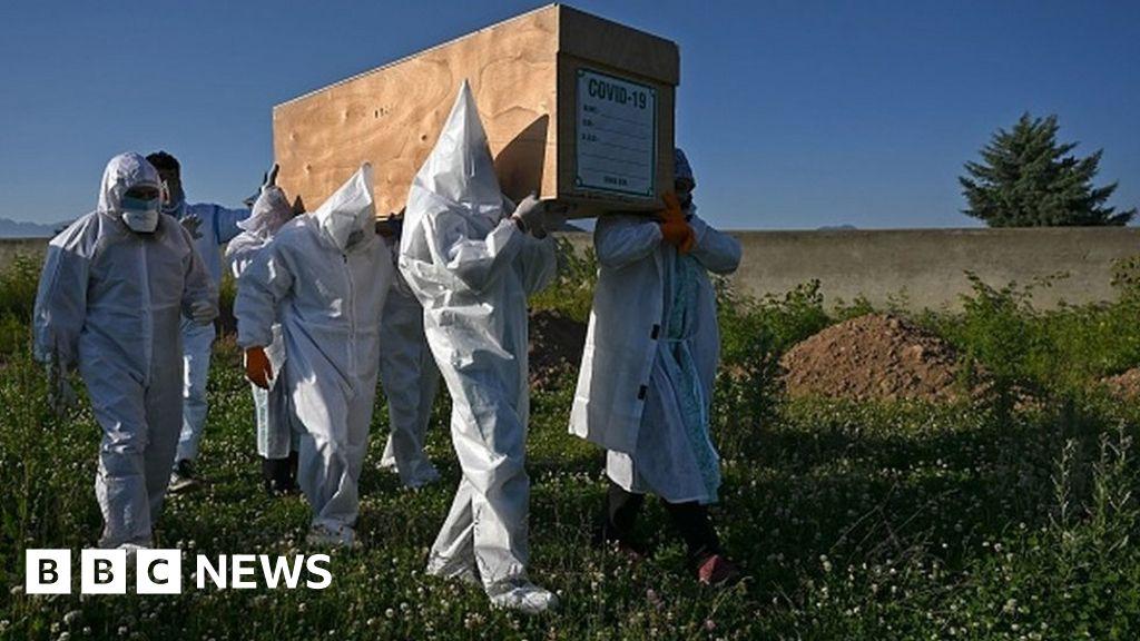 Coronavirus How Many Covid 19 Deaths Is India Missing Bbc News