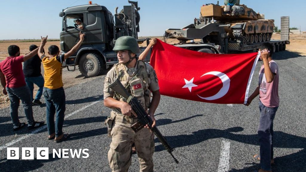 Turkey: Which countries export arms to Turkey? thumbnail