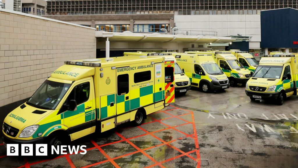 Misery  for A&E patients, with a record-long wait times