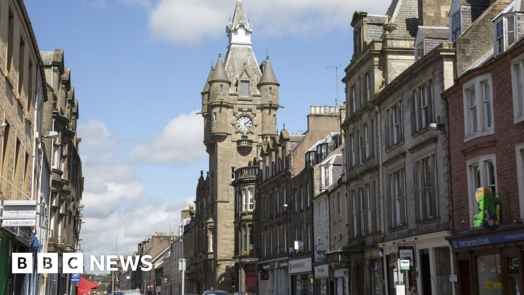 hawick and galashiels town centre revival pilot plan