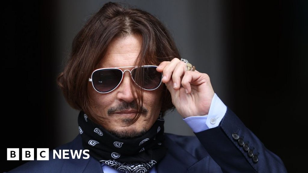 Johnny Depp libel case appeal bid turned down