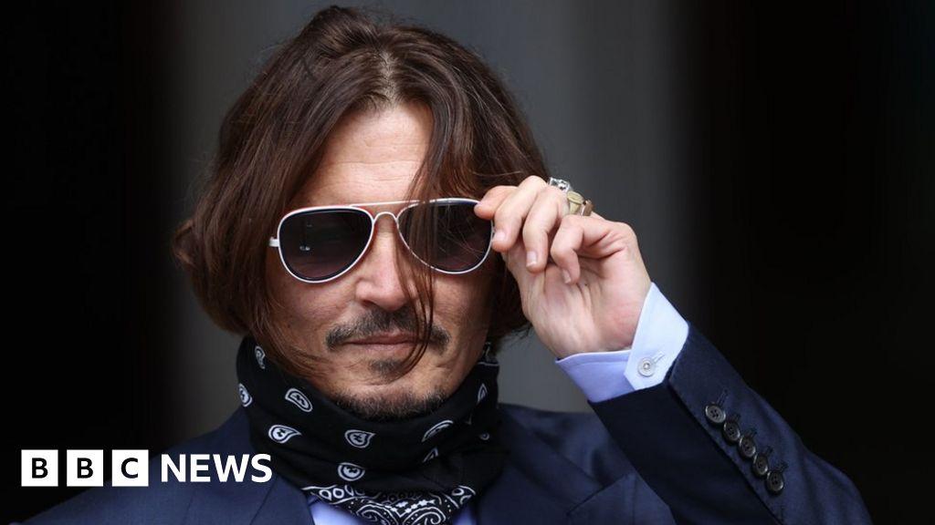 Johnny Depp libel case appeal bid turned down