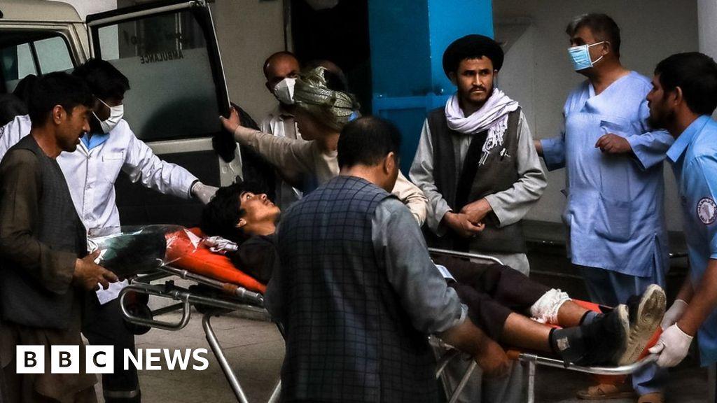 Kabul attack: Blast near school leaves at least 25 dead