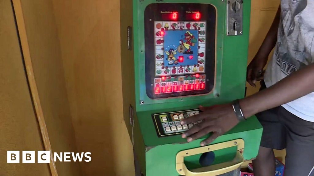 Taking a Gamble: Brazils police transform illegal slot machines into computers