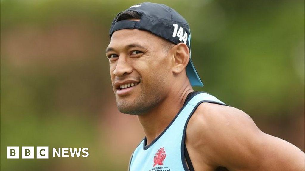 Israel Folau: Rugby star's fundraiser shut down over anti-gay views