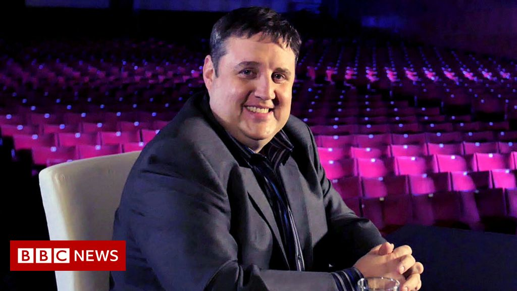 Peter Kay announces comeback at a charity Dancing for the live shows