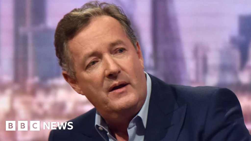 Coronavirus: Piers Morgan out of Good Morning Britain expected test result