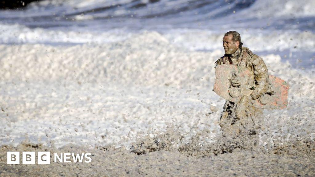 Surfing tragedy that stunned a Dutch beach community