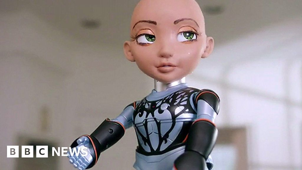 Robot Aims to Inspire Girls to Take STEM and Other News