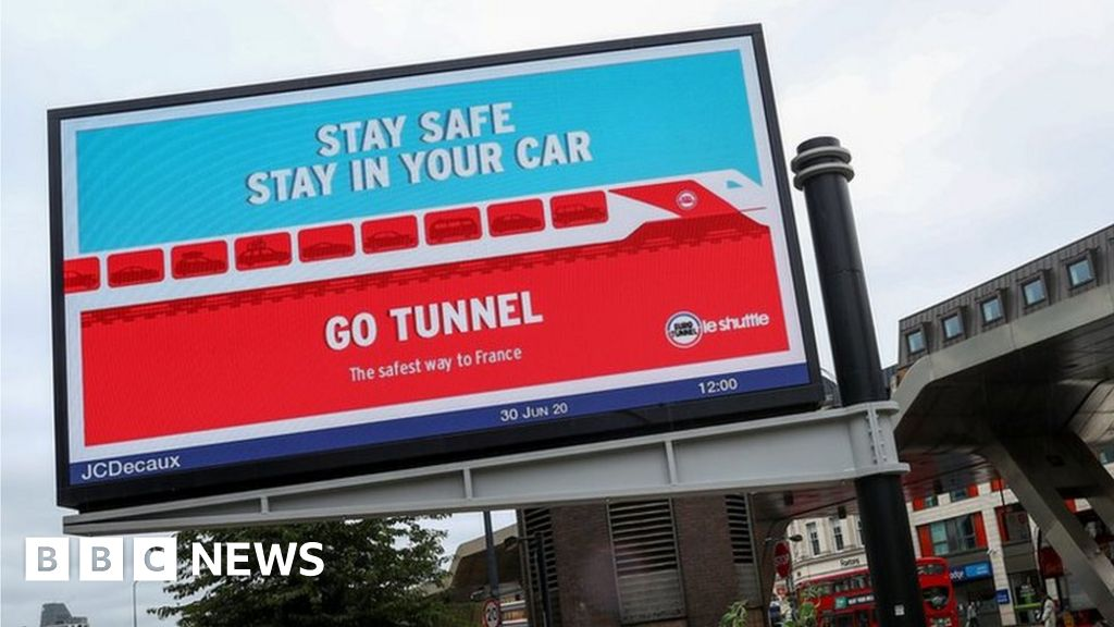 Eurotunnel warns travellers: Don't just turn up