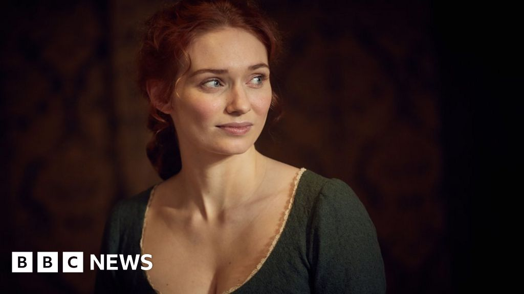 Poldark actress would be 'pretty upset' by pay gap
