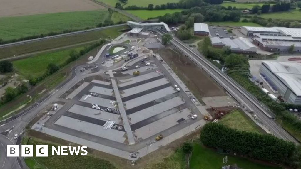 Worcestershire Parkway Rail Station Delayed Until 2020 Bbc