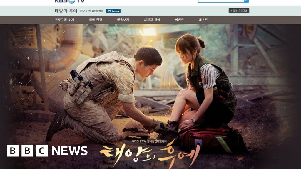 Descendants Of The Sun The Korean Military Romance Sweeping