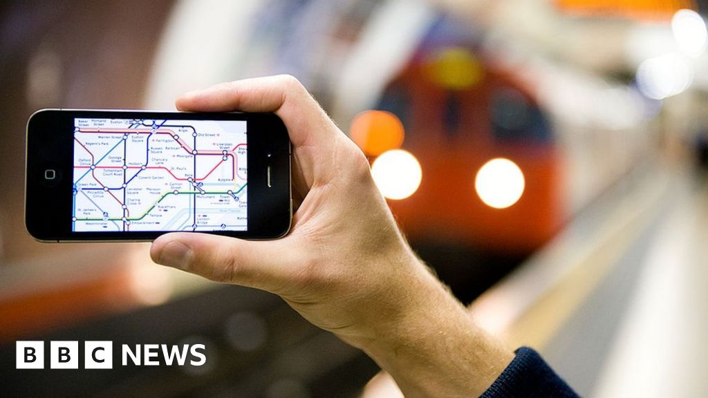 London Underground wi-fi data collection 'has huge potential'