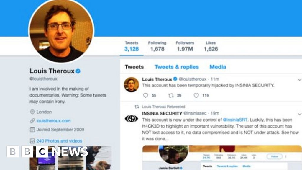 Security firm hijacks high-profile Twitter accounts