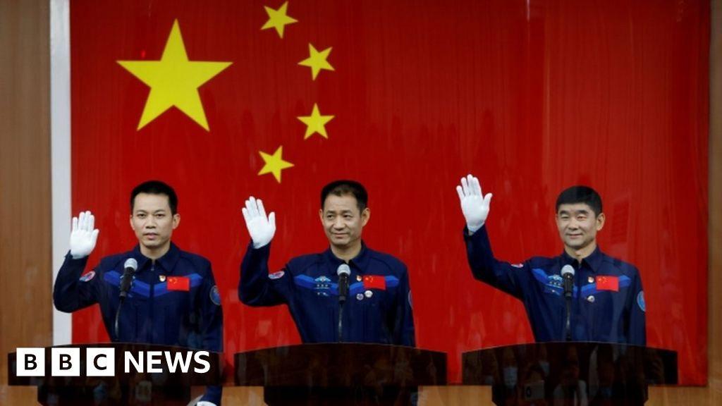 Shenzhou-12: China will launch its first crew to a new space station