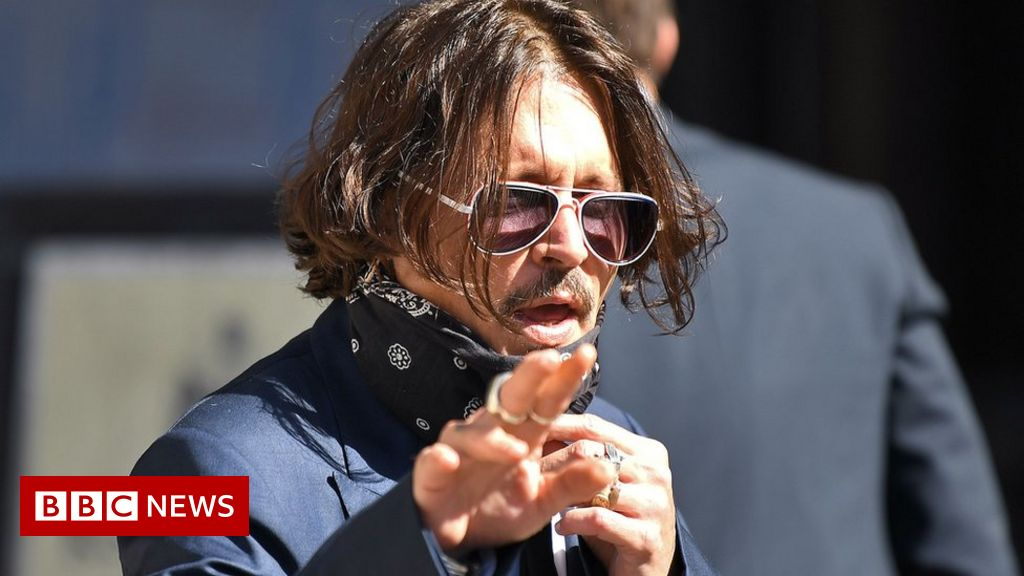 Johnny Depp's case against The Sun begins