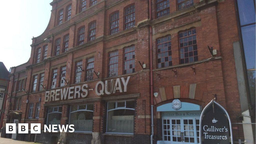 Developer to 'regenerate' Weymouth's Brewer's Quay