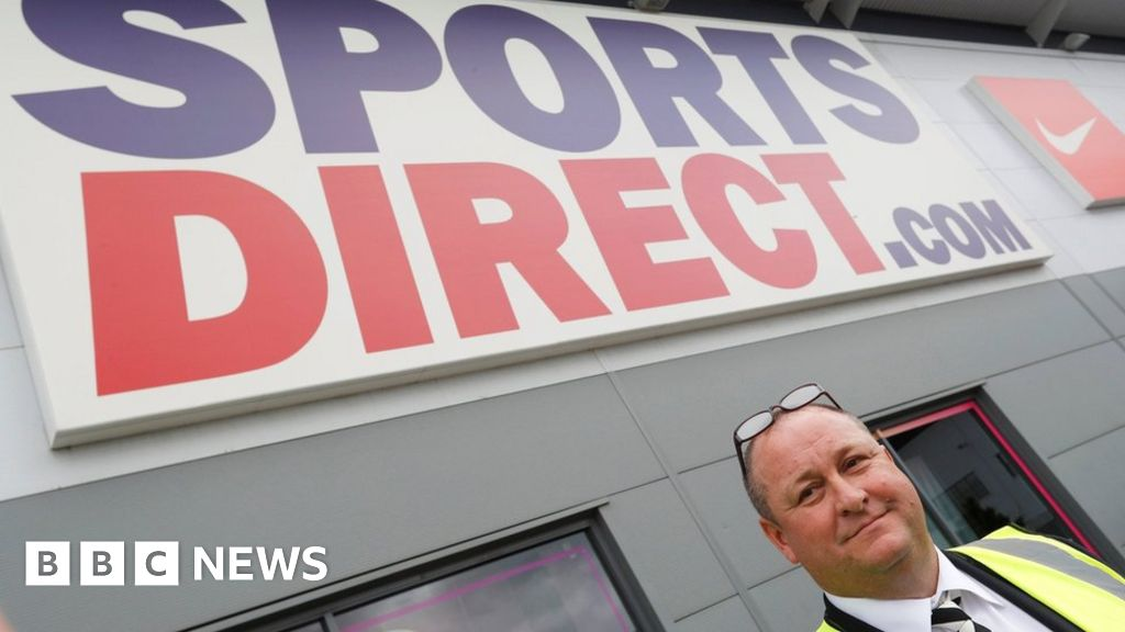 Sports Direct boss says he's been 'stabbed in the back'