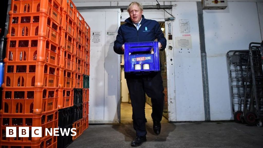 Businesses call on Johnson to secure trade deals